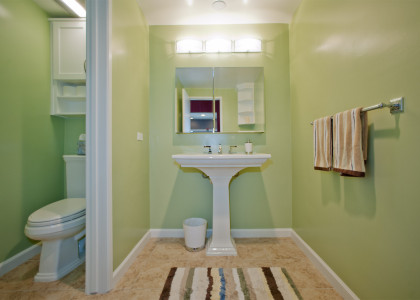 Bathroom remodel, Sherman Oaks